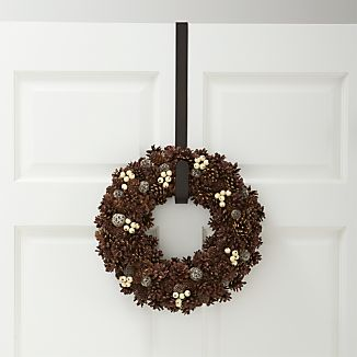 Bronze Wreath Hook