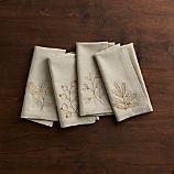 Set of 4 Wren Dinner Napkins