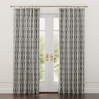 Wrought Iron Curtains