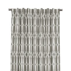 "Wrought Iron 48""x96"" Curtain Panel"