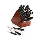 Wüsthof ® Classic 36-Piece Knife Block Set.