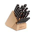 Wüsthof ® Classic 26-Piece Knife Block Set.