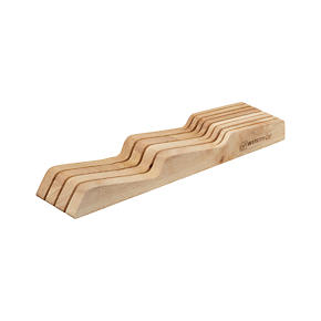 Wusthof® In Drawer 7 Slot Knife Block -...