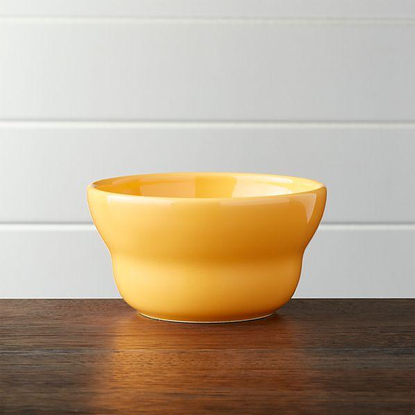 YellowBowl5p5inchSHS16