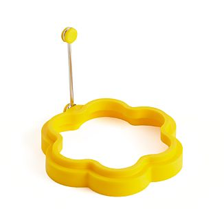Yellow Flower Egg Ring