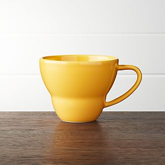 Yellow 10 oz. Mug