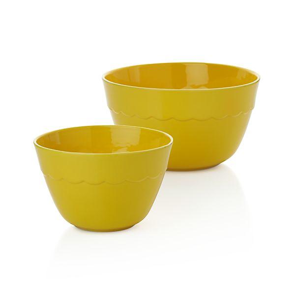 YellowScallopedEdgeMixingBowlS2S16