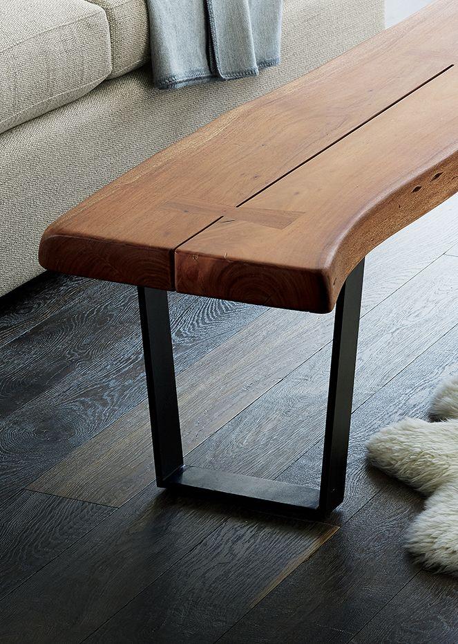 Natural Wood Furniture Crate And Barrel