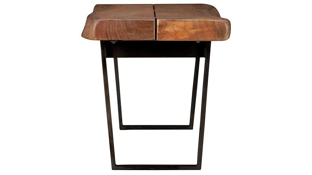Yukon Large Coffee Table-Bench