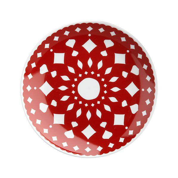 """Yule 6.5"""" Plate"""