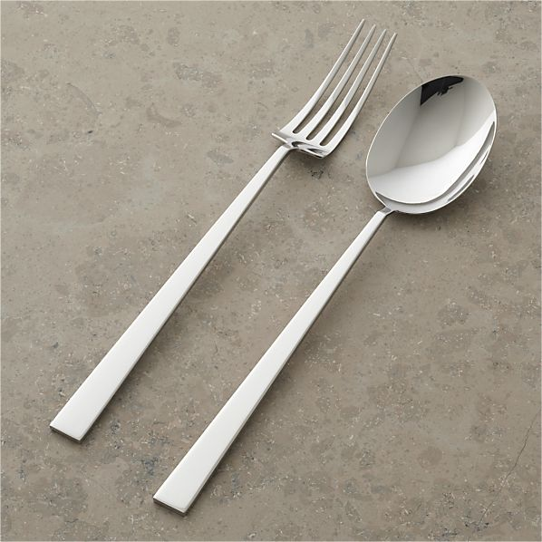 Yves 2-Piece Serving Set