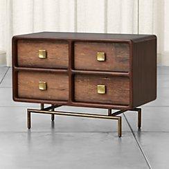 Zander 4-Drawer Dresser