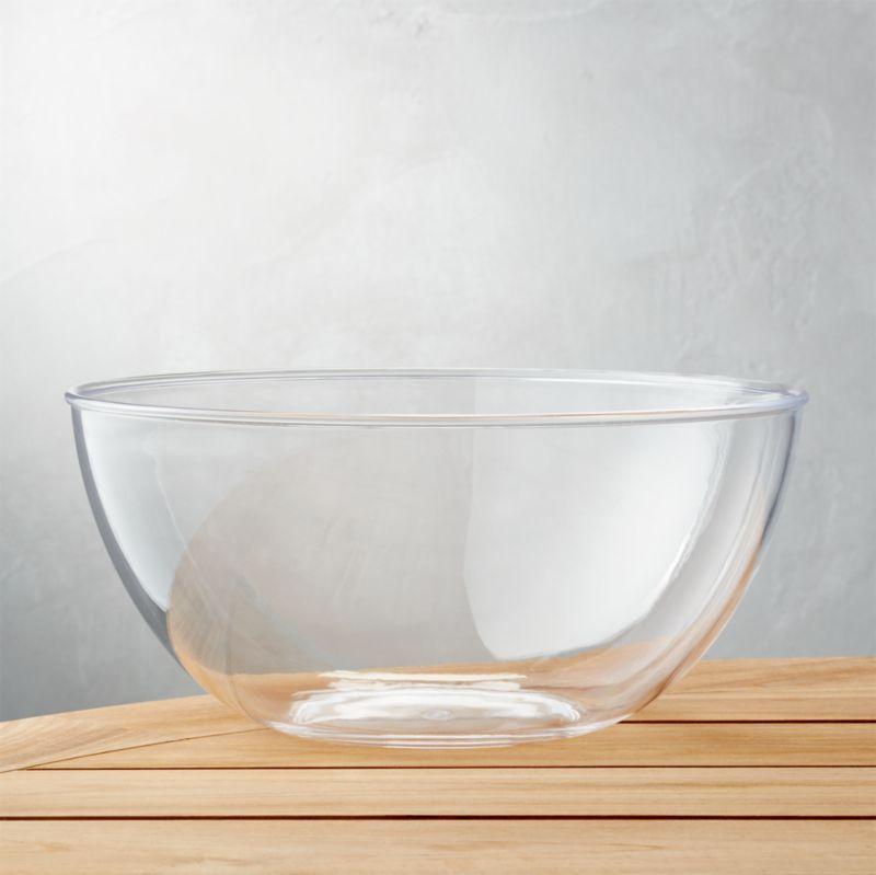 Zealous Acrylic Bowl