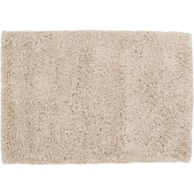 Zia Natural 4'x6' Shag Rug