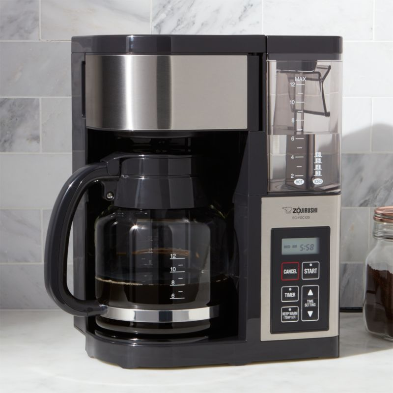 Zojirushi Fresh Brew Plus 12-cup Coffee Maker