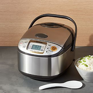 Zojirushi ® 5.5 Cup Rice Cooker