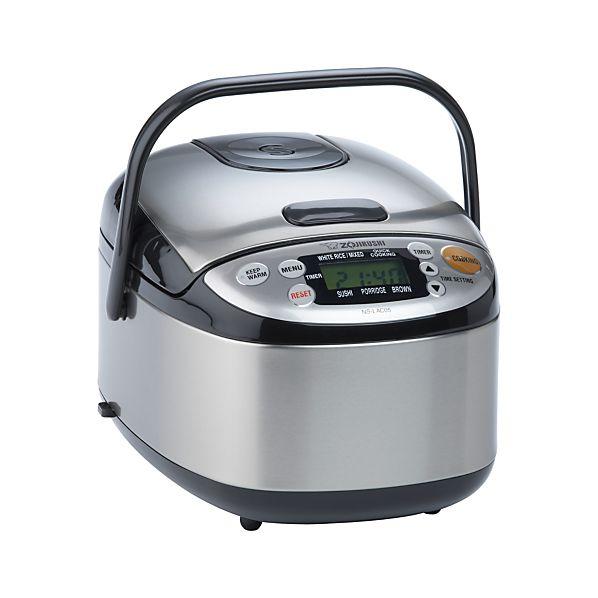 Zojirushi ® 3 Cup Rice Cooker