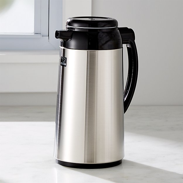 Zojirushi Stainless Steel Thermal Coffee Carafe Crate