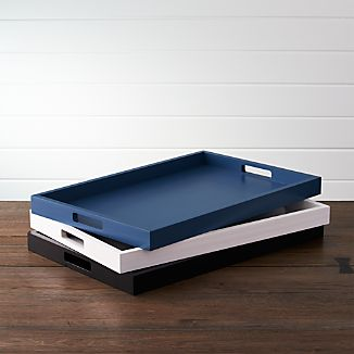 Zuma Rectangular Trays