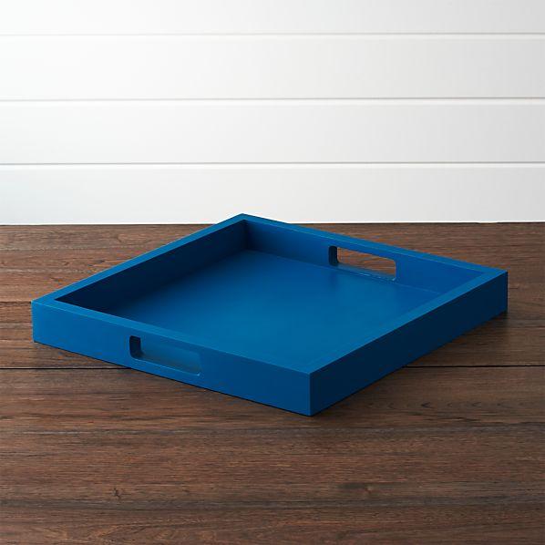 Zuma Blue Tray