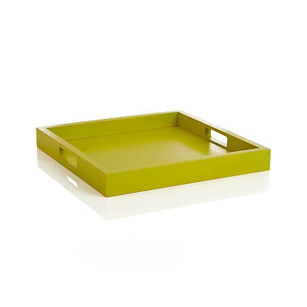 Zuma Green Tray