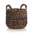 Small Zuzu Basket with Handle.