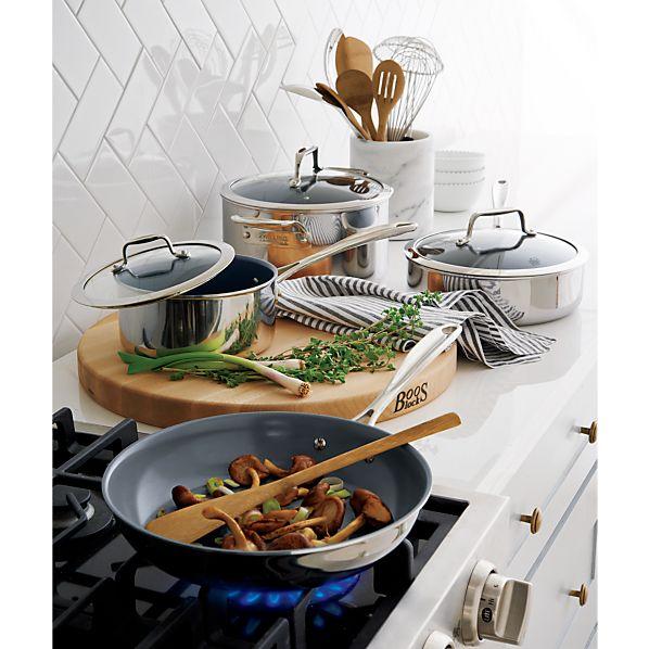 ZWILLING ® J.A. Henckels VistaClad Ceramic Non-Stick 7-Piece Cookware Set