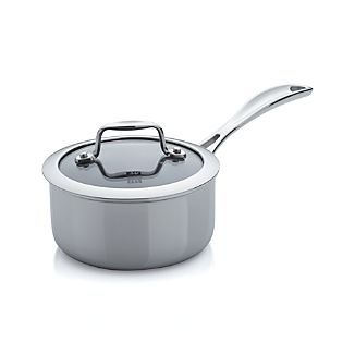 ZWILLING ® J.A. Henckels VistaClad Ceramic Non-Stick 1 qt. Sauce Pan with Lid