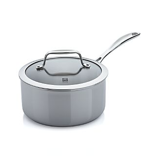 ZWILLING ® J.A. Henckels VistaClad Stainless Steel 3 qt. Sauce Pan with Lid