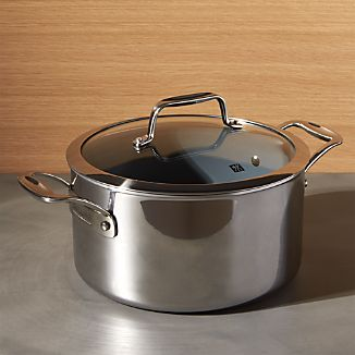 ZWILLING ® J.A. Henckels VistaClad Ceramic Non-Stick 6 qt. Dutch Oven with Lid