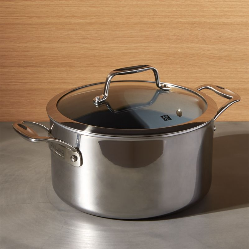 ZWILLING ® J.A. Henckels VistaClad Ceramic Non-Stick 6 qt. Dutch Oven with Lid