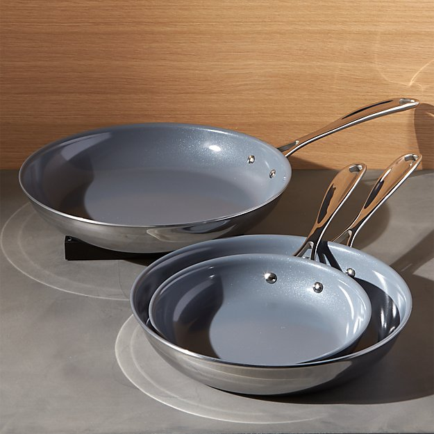 ZWILLING ® J.A. Henckels VistaClad Ceramic Non-Stick Fry Pans