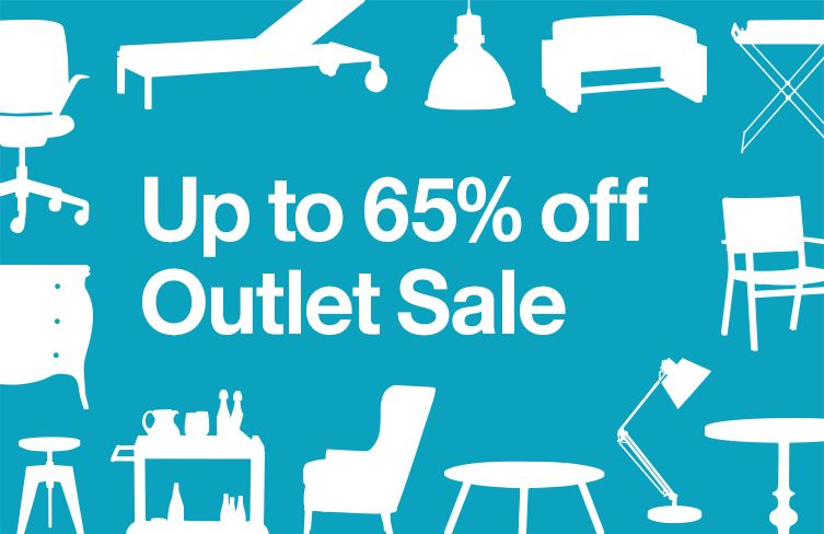 65% off Outlet