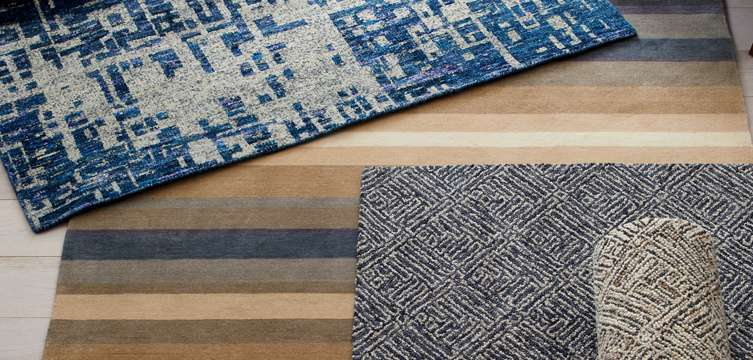Multiple Patterned Rugs