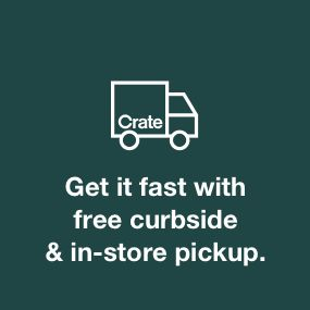 Get it fast with free curbside & in-store pickup.