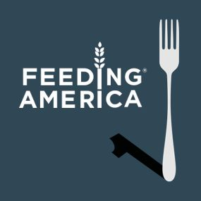 Join us and Feeding America? in the fight against hunger.