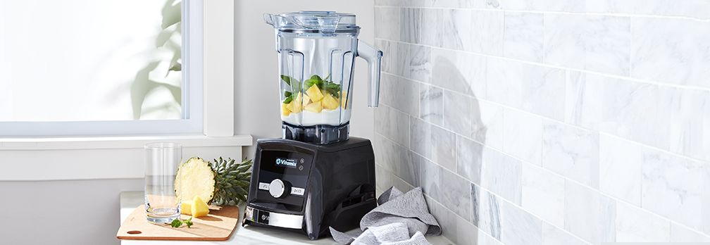 Vitamix A3300 Ascent Series Blender - Black Metallic Blender Black Diamond