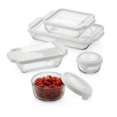 Anchor Hocking Bake and Store 10-Piece Set