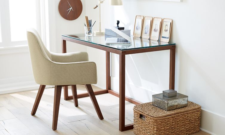 Anderson Desk and Harvey Chair