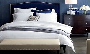 bedroom inspiration gallery crate and barrel
