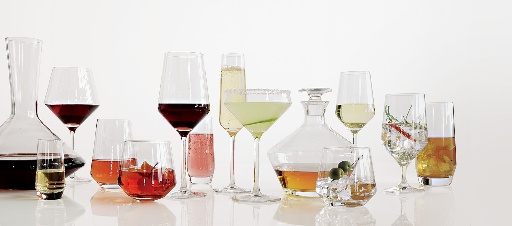 Glassware Drinkware And Cocktail Glasses Crate And Barrel