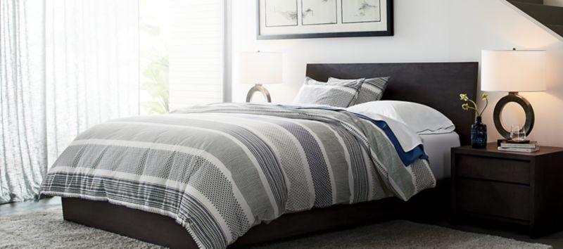 Crate And Barrel Bedroom Furniture Mattress