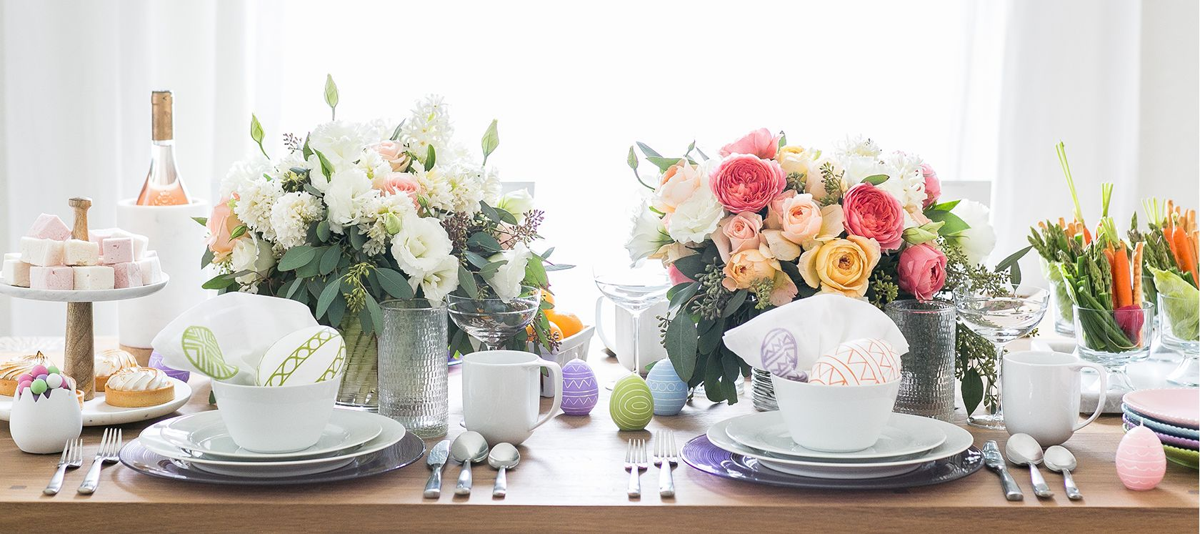 Easter Decorations And Centerpieces Crate Barrel