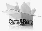 crate and barrel bag
