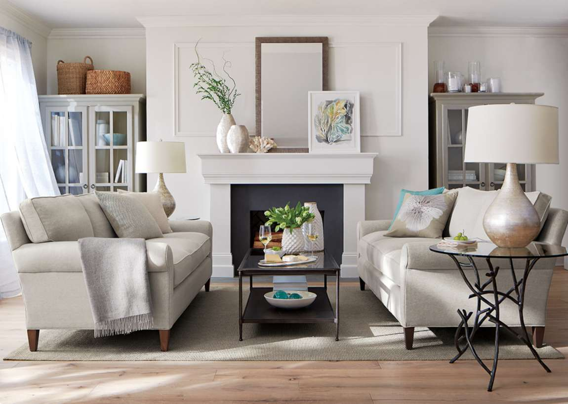 Furniture home decor and wedding registry crate and barrel for Crate and barrel living room