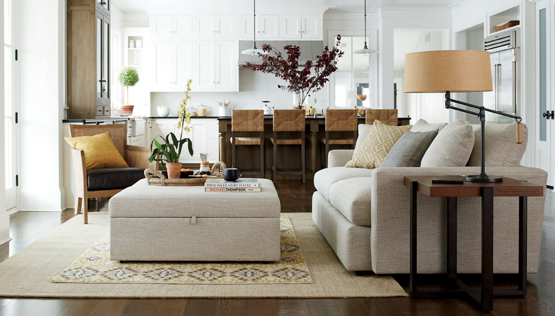 Living Room featuring Lounge sofa collection