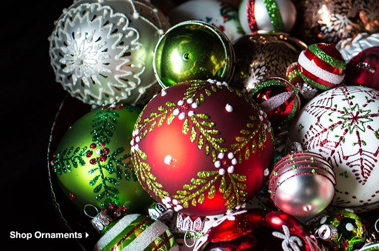 christmas decorations for home and tree crate and barrel - Crate And Barrel Christmas Decorations
