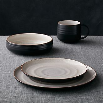 18th Street Dinnerware & Mini Tasting Party Supplies | Crate and Barrel