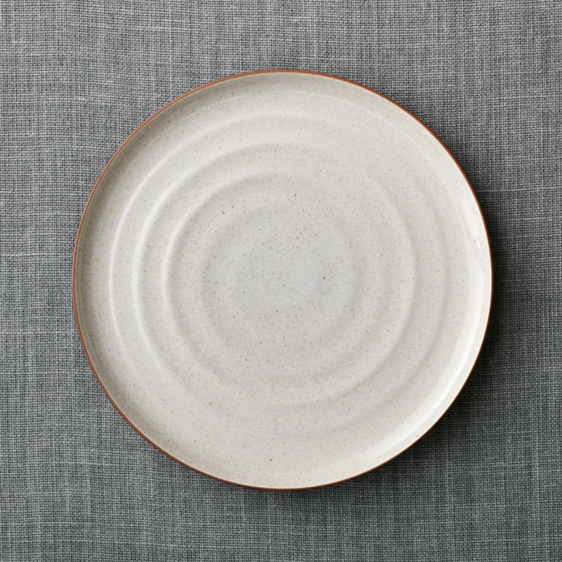 18th Street Dinner Plate & Dinner Plates: Square Oval Rectangular \u0026 Round | Crate and Barrel