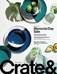Catalogs | Crate and Barrel